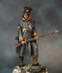 Sergeant 44th Regt. of Foot, Gandamak 1842