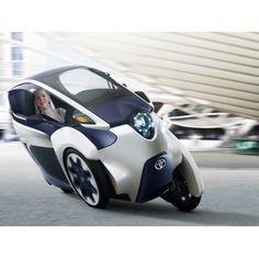 超小型2人乗り電気自動車 [TOYOTA i-ROAD] | 受賞対象一覧 | Good Design Award