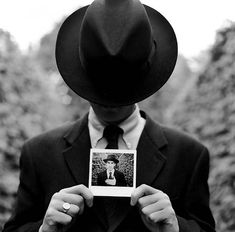 Rodney SMITH :: Polaroid Portrait of a Man                                                                                                                                                                                 More