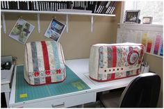 Pretty sewing machine covers