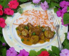 Curry-kissed scallops: They're light, quick and require no slicing