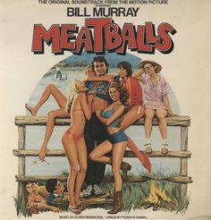 Various - The Original Soundtrack From The Motion Picture Meatballs