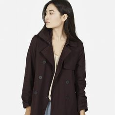 The Swing Trench - Everlane
