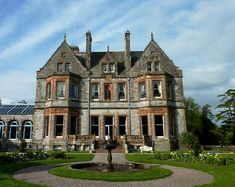 Castle Leslie, County Monaghan - A spirit of a more recent vintage is said to inhabit Castle Leslie, a member of the family who was killed in World War I.