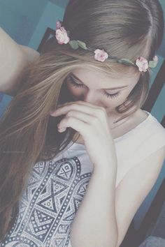 flower crown //