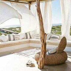 baldachin terrasse sicht und sonnenschutz