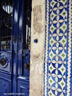 My castle in spain: Vanessa's azulejos.  http://www.costatropicalevents.com/en/costa-tropical-events/andalusia/welcome.html