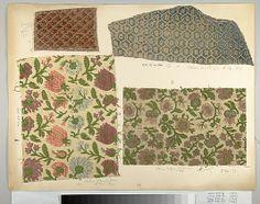 Fragment Date: 16th century Culture: Italian Medium: Silk