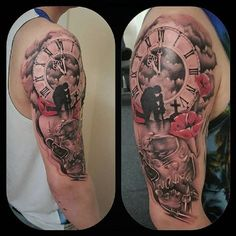 lest we forget tattoo - Google Search