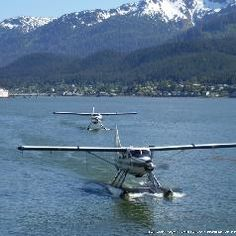 Anchorage Alaska...where folks get a pilot's license before their driver's license