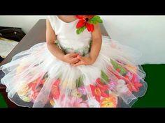Удивительное платье поразило всех участников на все случаи жизни - YouTube