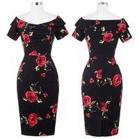 Dress Information Dress Condition:100% Brand New Dress Fabric:96%Cotton+4%Spandex Dress Elasticity: