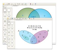 draw d object online using creately diagram tools  easily set the    draw venn diagrams online   creately