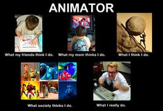 Send this to any animators you know... trust me, they'll get it.