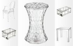 CASA Blogit - Oma Koti Valkoinen Ottoman Stool, Concept Board, Home And Living, Luxury Homes, Beautiful Homes, Glass Vase, Sweet Home, Interior, Princess Palace