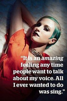 Alternative Press Magazine / August 2014 Hayley Williams