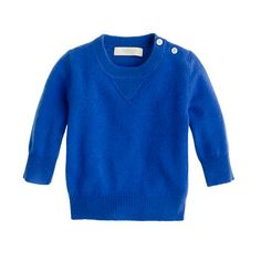 J.Crew - Cashmere baby sweater  Totally impractical but OHHH so adorable!!!