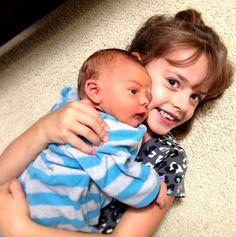 #SHAYTARDS #Babytard #Brotard sibling love! :) <3