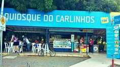 Quiosque do Carlinhos. #aspectoeconomico