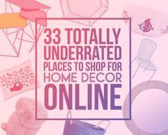 33 Places To Shop For Home Decor Online That You'll Wish You Knew About Sooner