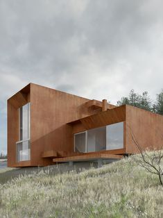 House in Chodzież, Poland, by Studio De.Materia