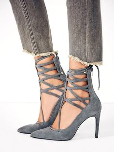 Le Fashion Blog Shoe Crush Grey Suede Lace Up Heels Jeffrey Campbell Free People Hierro Heel Raw Hem Denim photo Le-Fashion-Blog-Shoe-Crush-Grey-Suede-Lace-Up-Heels-Jeffrey-Campbell-Free-People-Hierro-Heel-Raw-Hem-Denim.jpg