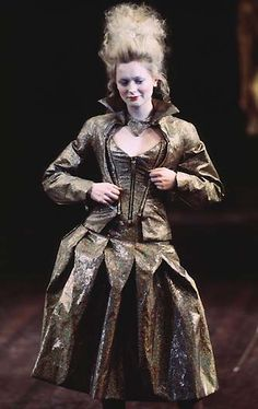 Rococo Inspired ~ Vivienne Westwood: RTW Fall 1997