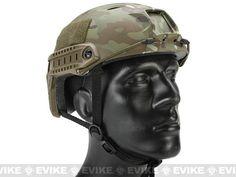 Emerson Bump Type Tactical Airsoft Helmet (BJ Type / Basic / Camo)