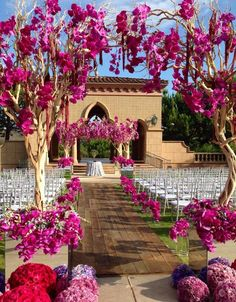 wedding ceremony idea; Featured Planner: Crown Weddings and Events