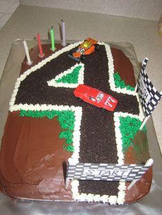 Joshua's birthday We had a car wash Car Wash, 4th Birthday, Gingerbread, Cakes, Desserts, Tailgate Desserts, Scan Bran Cake, Ginger Beard, Kuchen
