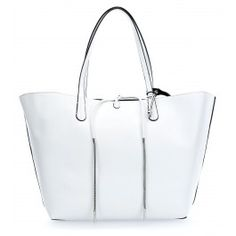 wardow.com - #bag #trend #blackandwhite #Fiorelli Savannah Shopper weiß