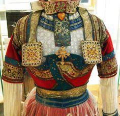 Costumes bretons - Finistere Bretagne
