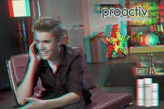 Justin Bieber 3D Poster
