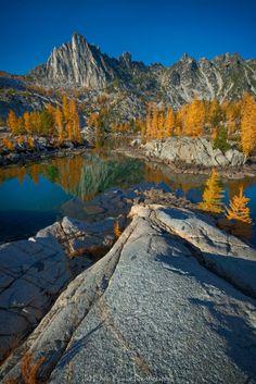 Passageway to Enchantments by Erwin Buske - Photo 125209289 - 500px (Washington state)