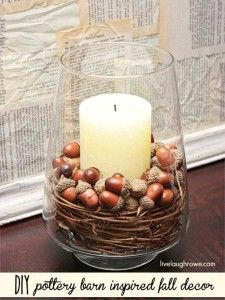 30 Magical DIY Fall Decorations For Your Household homesthetics ideas (1) - Homesthetics - Inspiring ideas for your home.