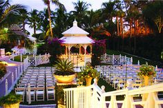The 10 Best Beach Venues for a Miami Wedding : Brides
