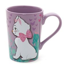 Marie mug from Disney Store                                                                                                                                                      More