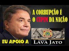 A CORRUPÇÃO GANHOU FRONTEIRAS,SENADOR ALVARO DIAS