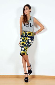 Bristol Pencil Skirt