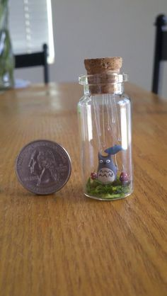 Love this bottle necklace - so cute!
