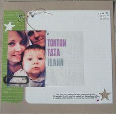 Page - Tonton, tatate, Ilann