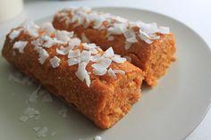 Torta de Cenoura e Coco Vegan e Saudável