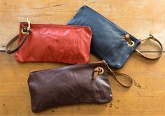 By Elke - Leather Bags