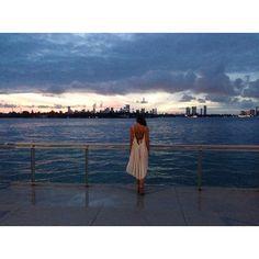 Miami sunset  (@loupcharmant)