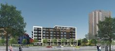Proposed rendering of 3100 Lake St.