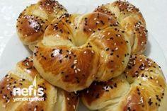 Cooking Bread, Cooking Recipes, Ramadan Desserts, Good Food, Yummy Food, Greek Cooking, Bread Bun, Turkish Recipes, Snacks