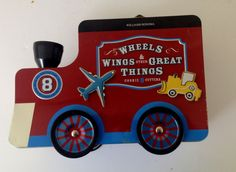 WILLIAMS SONOMA WHEELS WINGS & OTHER GREAT THINGS 8 COOKIE CUTTERS + STORAGE