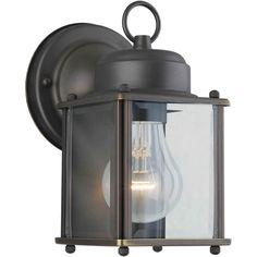 Forte Lighting 1 Light Wall Lantern & Reviews | Wayfair