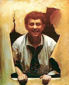 Boy - Jose Ferraz de Almeida Junior, 1882