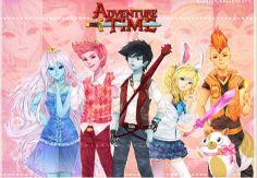 Cute anime!